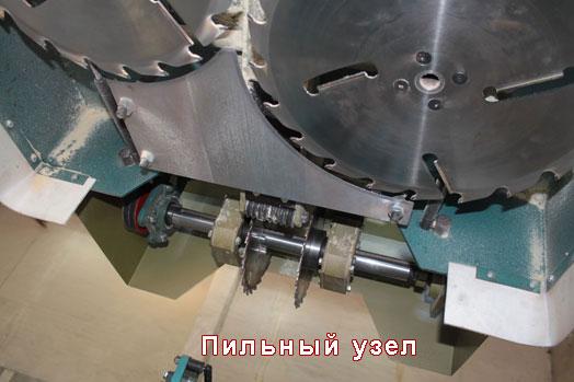 Станок реброво-горбыльный «Авангард-КС-50РГ»