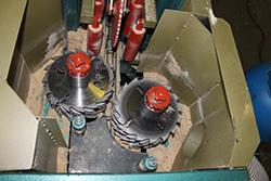 Фрезерно-брусующий станок «Авангард ФБМ-250»