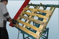 Монтажный стол дляизготовления поддонов