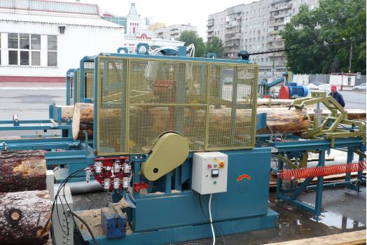 Многопильный станок Авангард-РМ-50 М2К